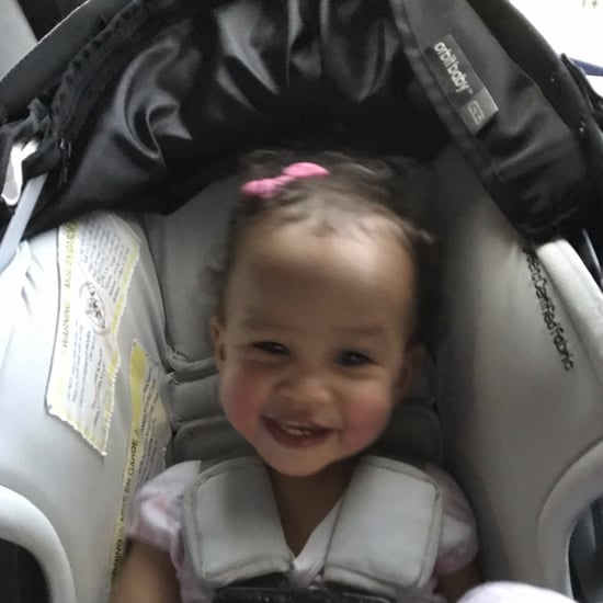Chrissy Teigen Posts Picture of Baby in Car Seat