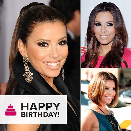Happy Birthday, Eva Longoria! See Her Top Hair Looks