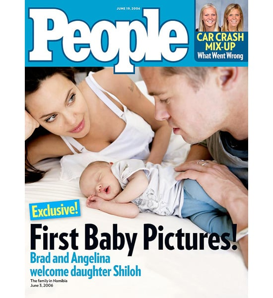 Celebrity Baby Debuts