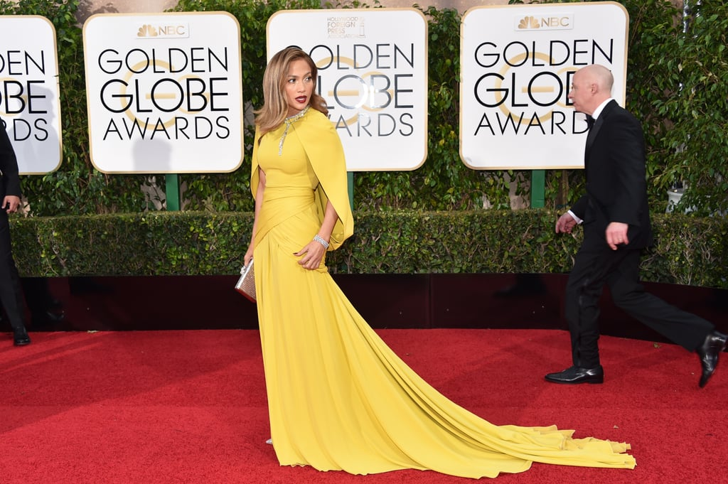 At the 2016 Golden Globes