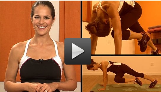 Sugar Shout Out: Yoga Moves That Sculpt Your Abs!