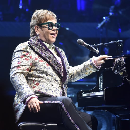 What Is Elton John's Real Name?