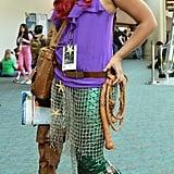 Indiana Jones Ariel