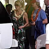Heather and David Rendezvous in Hawaii