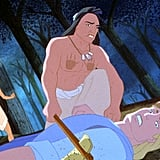 Pocahontas and Princess Anna are the only princesses with more than one love interest.