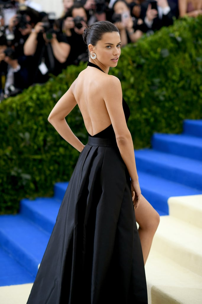 Adriana Lima's Met Gala Gown Proves That Some Things Never Go Out of Style