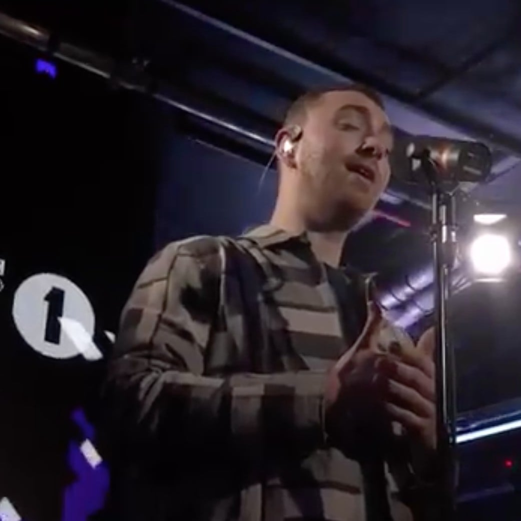 Sam Smith Have Yourself A Merry Little Christmas.Sam Smith Singing Have Yourself A Merry Little Christmas
