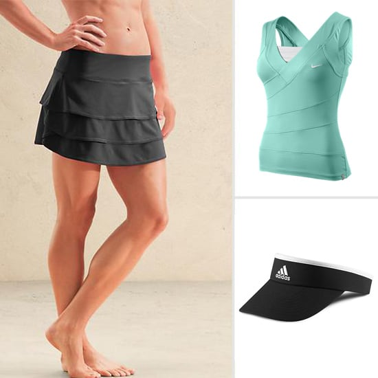 A Versatile Outfit For the Casual Tennis Player