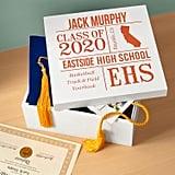"""All About the Graduate"" Keepsake Box"