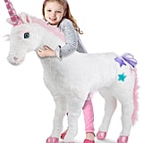 Melissa & Doug Kids' Plush Unicorn Stuffed Toy