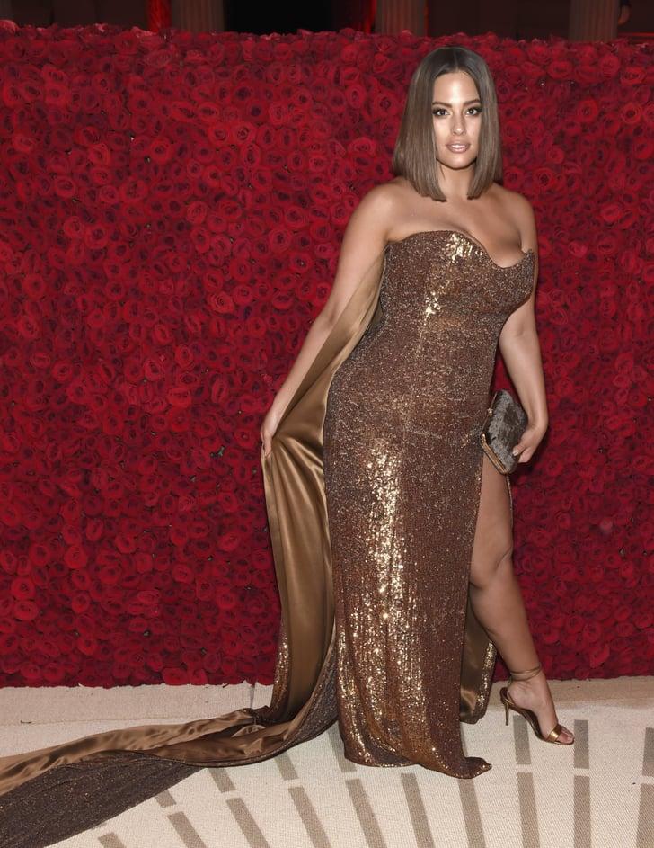 Ashley Graham At The Met Gala 2018 Popsugar Fashion Photo 8