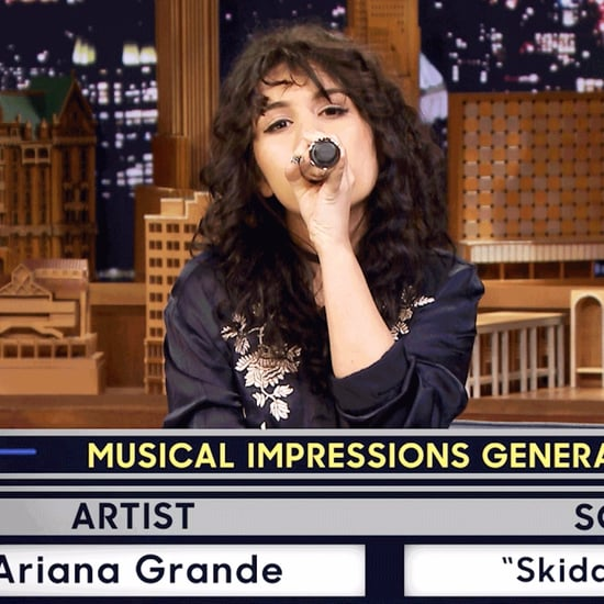 Alessia Cara's Musical Impressions on Tonight Show Video