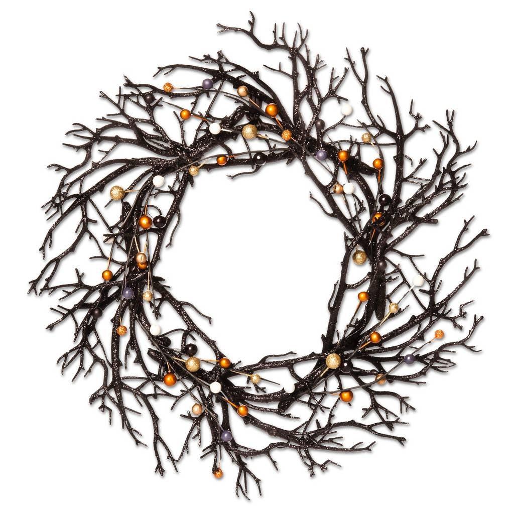 Halloween Twig Wreaths