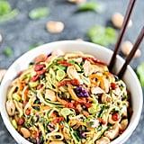 Rainbow Veg Dragon Courgette Noodles