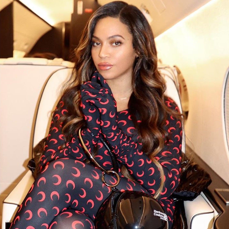 Beyonce Dark Hair 2019 Popsugar Beauty