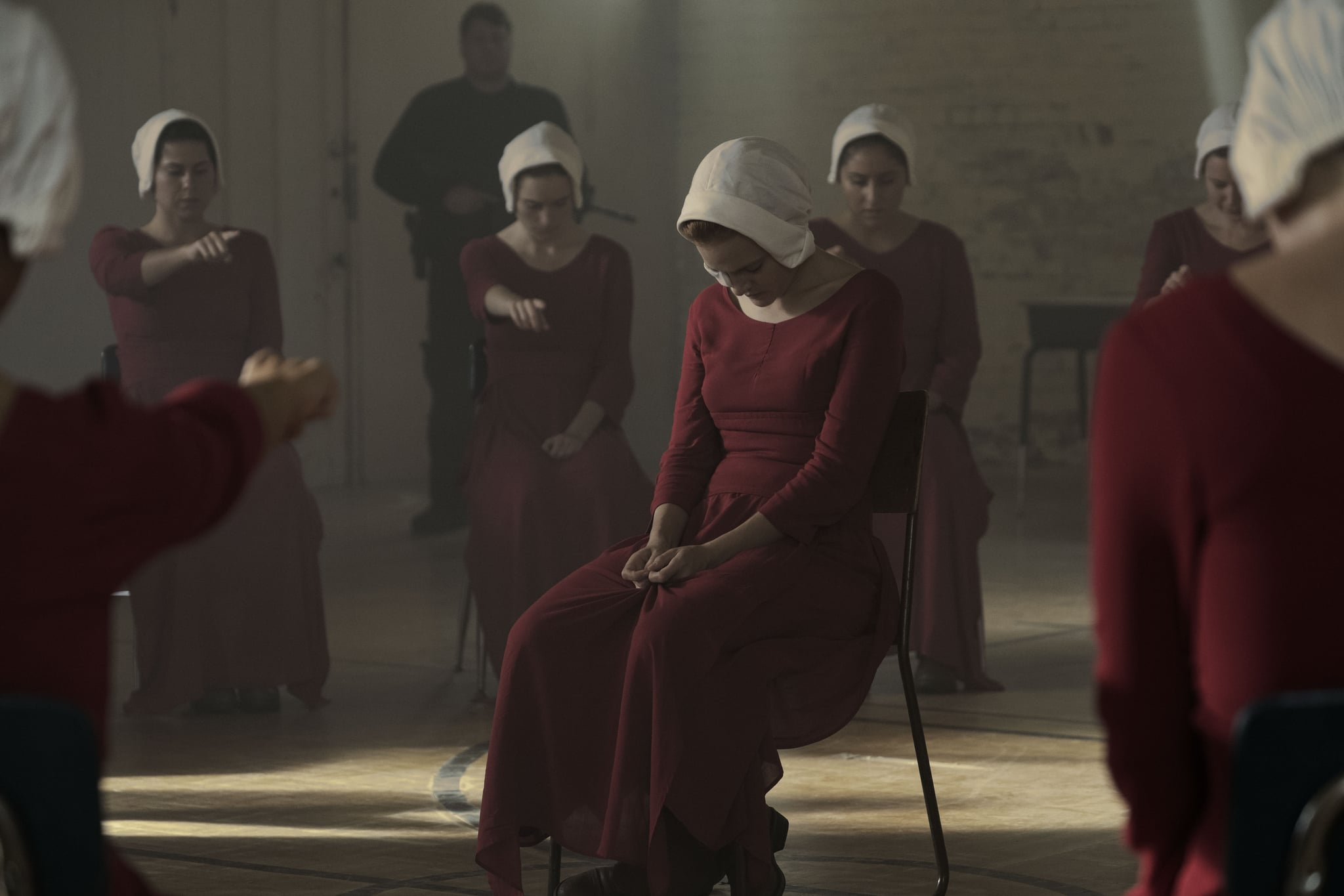 the daily role of oppression in society in the handmaids tale a novel by margaret atwood Audie award, fiction, 2013 margaret atwood's popular dystopian novel the handmaid's tale explores a broad range of issues relating to power, gender and religious politics the handmaid's.