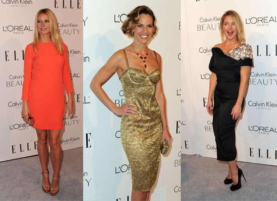 ELLE Magazine Throws 17th Annual Women in Hollywood Event with Gwyneth Paltrow, Rachel Zoe, Kate Hudson and More.
