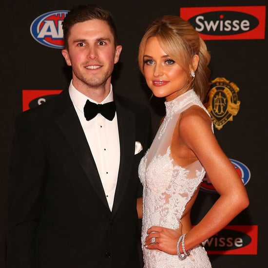 Australian AFL WAGs on The 2015 Brownlow Medal Red Carpet