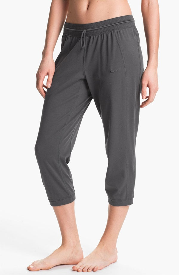 Whether you're on a Spring or Summer run, these Nike All Time Lightweight Capris ($45) are breathable, comfortable, and perfectly cropped to keep you cool in the heat.
