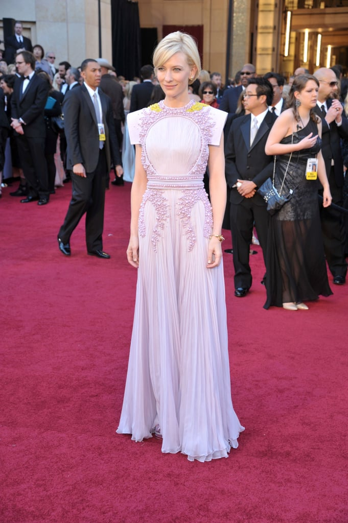 Cate Blanchett, 2011 Oscars | Iconic Red Carpet Looks ...