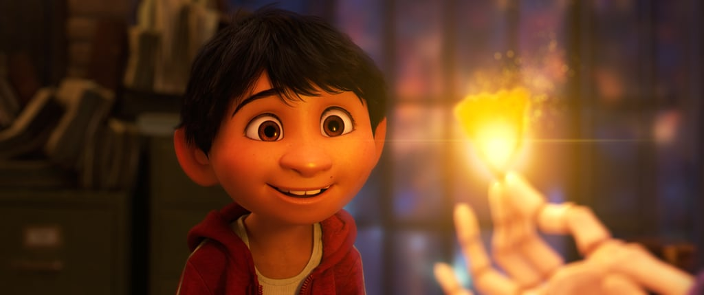 Coco addresses death without making it seem dark or scary at all.