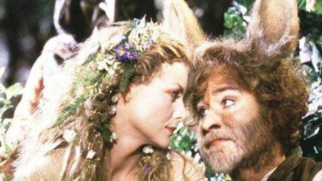 He played Queen Titania in his high school production of A Midsummer Night's Dream.