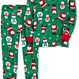 Carter's 2-Pc. Santa-Print Cotton Pajama Set, Toddler Boys (2T-5T)