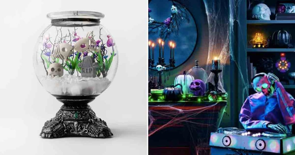 Target Halloween Decorations 2019