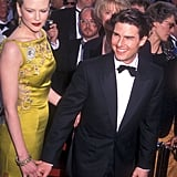 Nicole Kidman and Tom Cruise Held Hands
