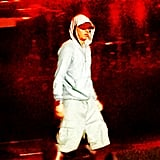 Bryan Greenberg snapped a shot of Eminem in concert. Source: Instagram user bryangreenberg