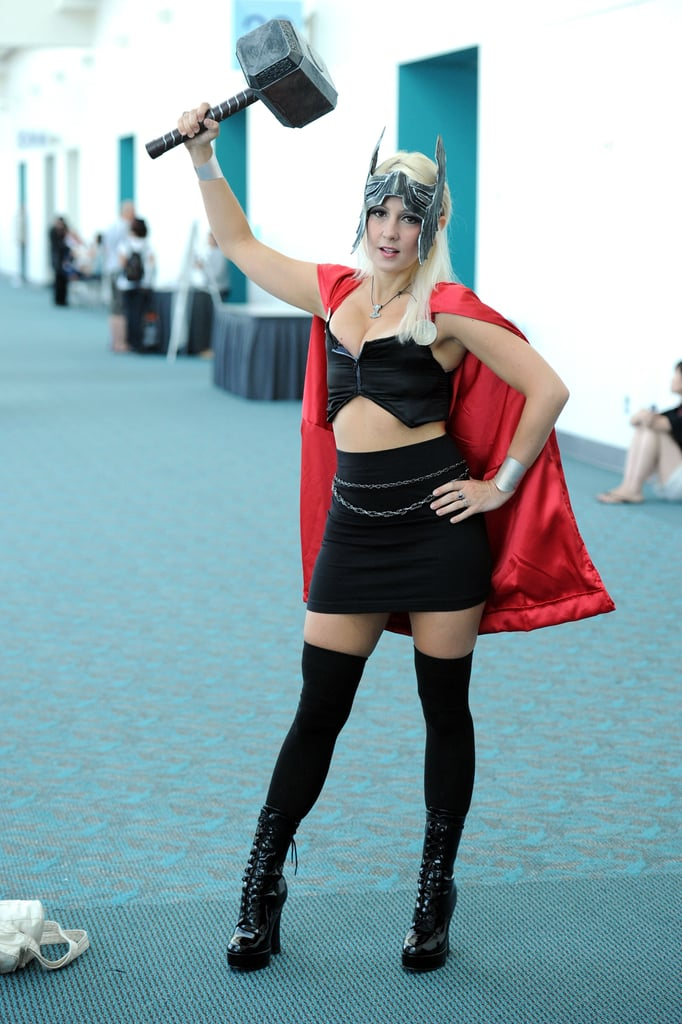 Costume Inspiration For Geek Conventions