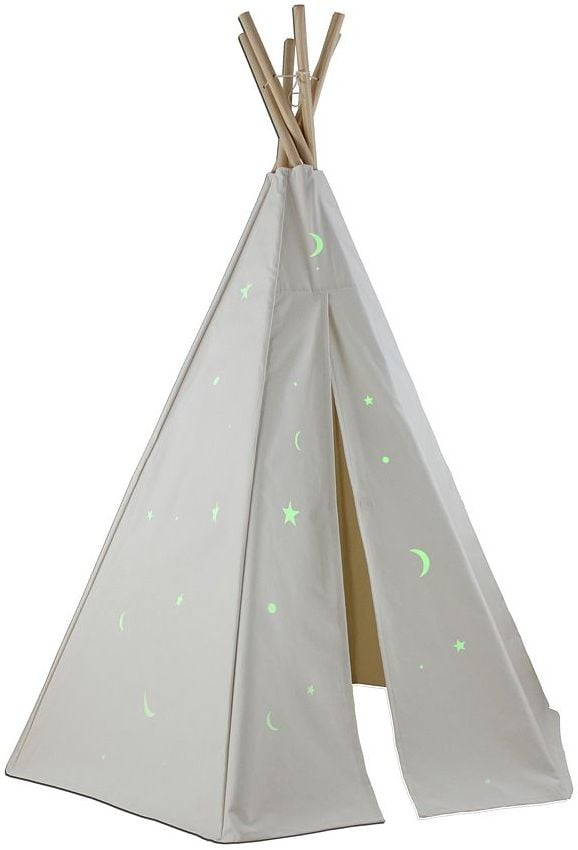 For 2-Year-Olds: Dexton Hideaway Glow-in-the-Dark Tent