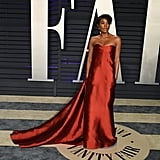 Gabrielle Union's Short Hair 2019 Vanity Fair Oscars Party