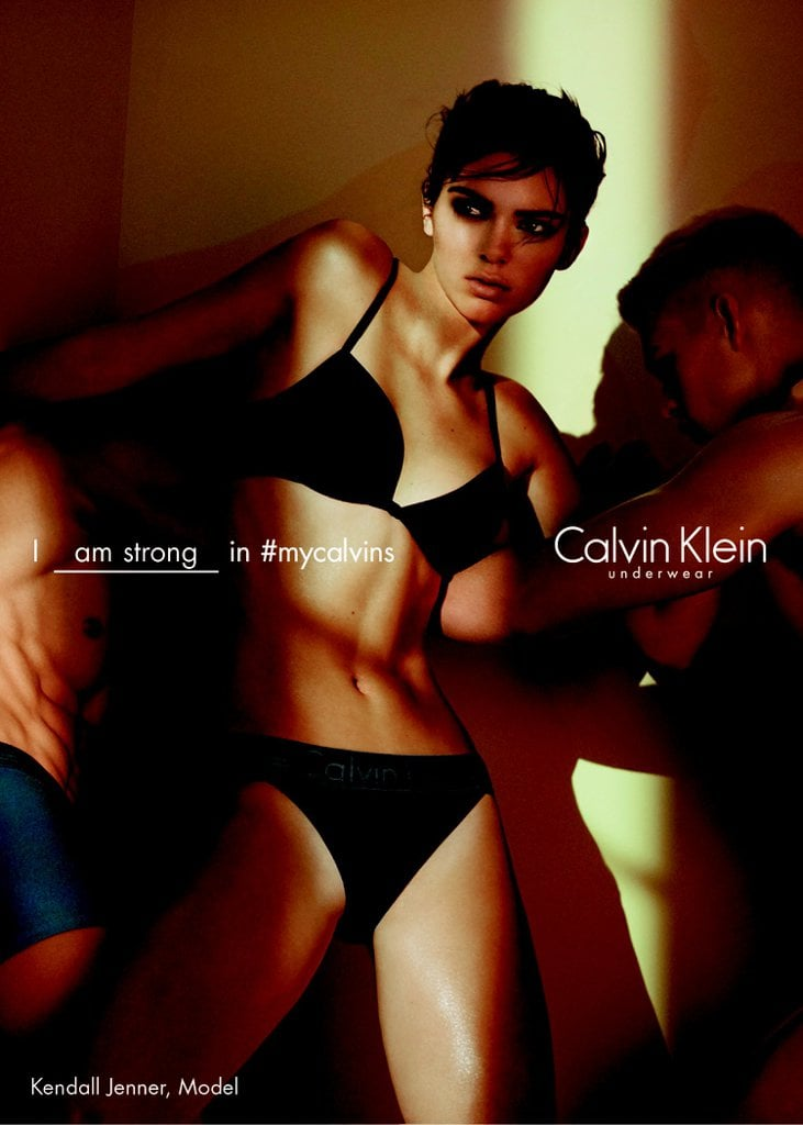 Sexy Celebrities in Iconic Calvin Klein Campaign Images