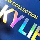 Kylie Jenner Weather Collection Swatches