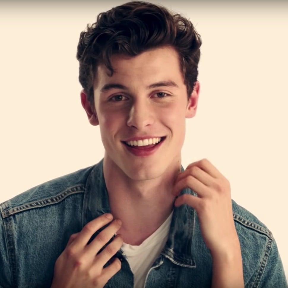 Shawn Mendes Nervous Music Video Popsugar Entertainment