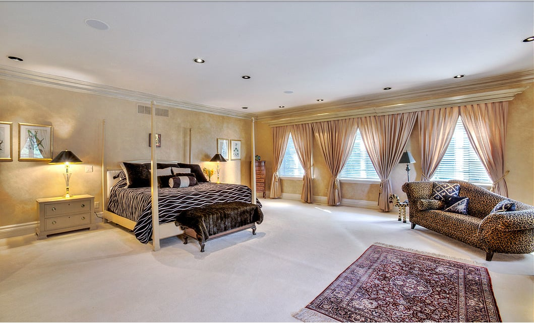 The Palatial Master Bedroom Aka Your Room Connects To Its Own Regina George S Mean Girls Mansion Just Hit The Market For 14 8m Popsugar Home Photo 9
