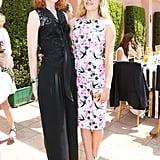 Jessica Joffe and Chelsea Leyland
