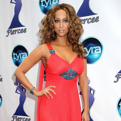 Tyra Banks at the Fiercee Awards