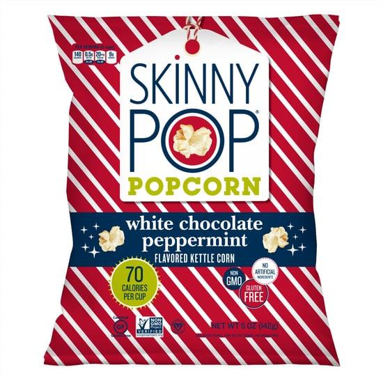 SkinnyPop Holiday Popcorn Flavors 2018