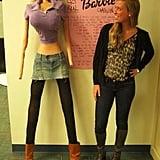 Life-Size Barbie
