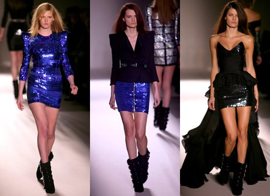 Paris Fashion Week, A/W 2009: Balmain