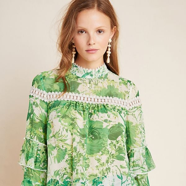 Tracy Reese on Her New Collection For Anthropologie