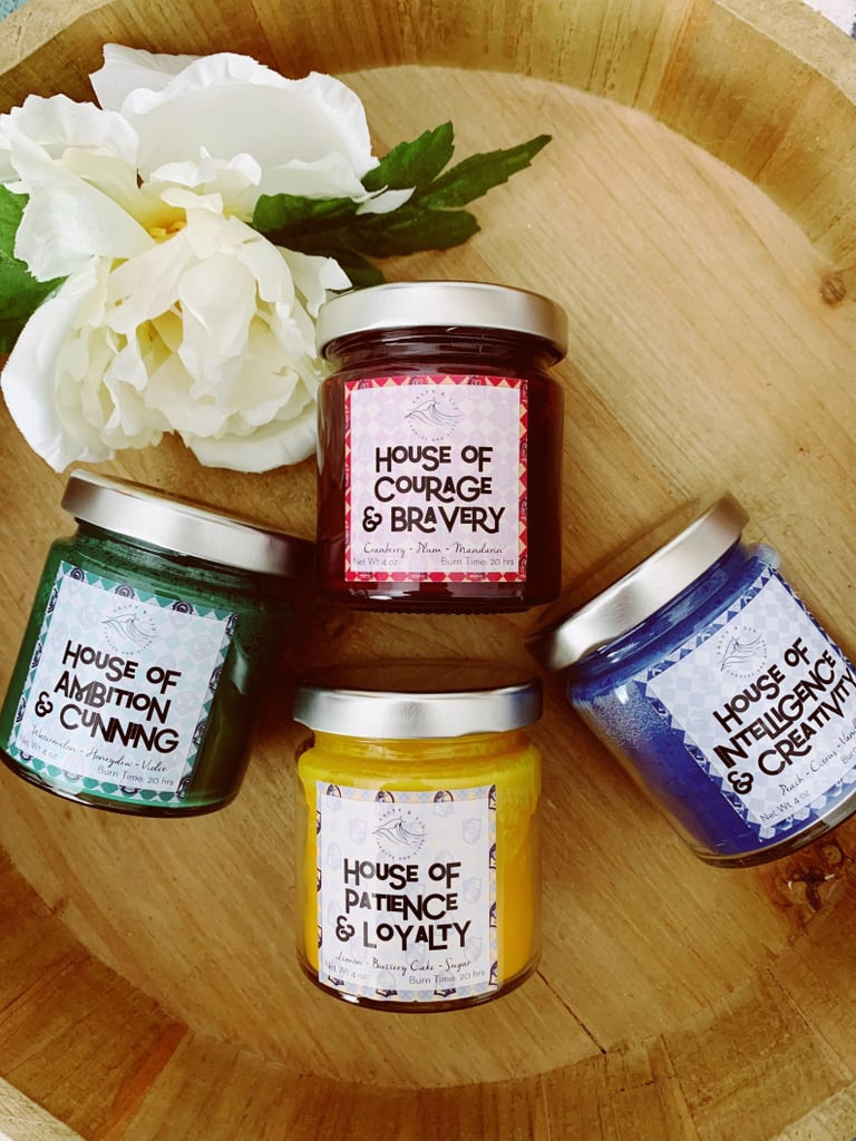Harry Potter House Candles