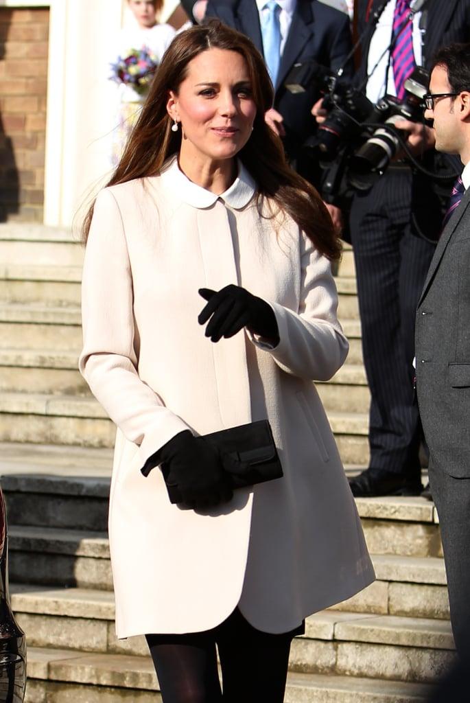 Royal Baby Countdown Kate Middleton S Best Pregnancy