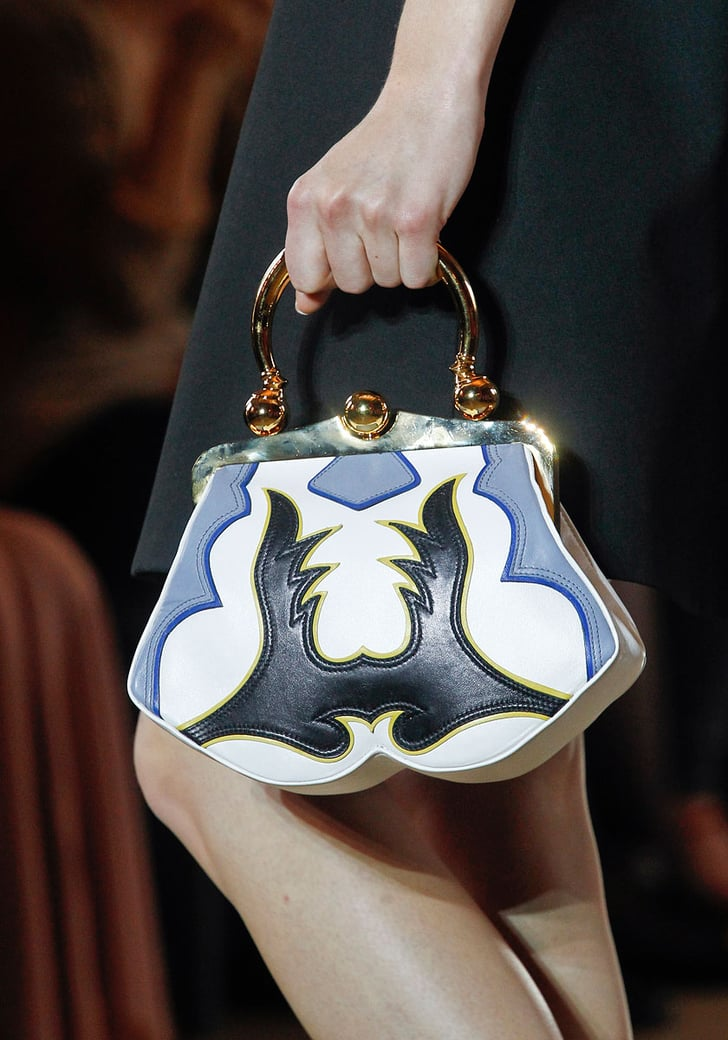 Spring 2012 Paris Fashion Week Handbags