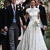 Pippa Middleton Wedding Pictures