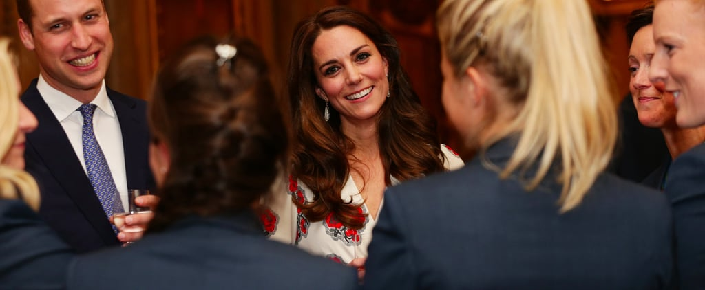 The Duchess of Cambridge's Floral Dress Is Customised, but There's a Sexier Version You Can Buy
