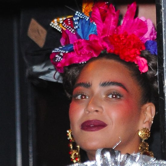 Beyonce's Frida Kahlo Halloween Costume 2014 | Pictures