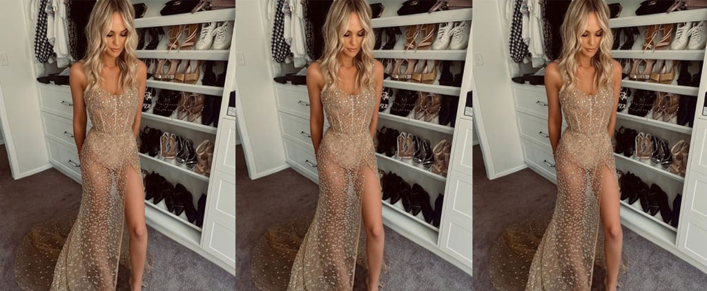 Brownlow Medal 2020 WAGs Dresses